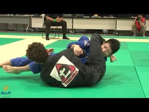 Cole Franson vs Hiroaki Otsuka / Asian Jiu-Jitsu Championship 2018