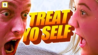 Vokser rumpa - TREAT YO SELF