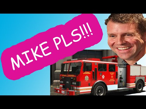 MIKE BAIRD, DEFUND FIREFIGHTERS NOW!!!!!!! (GTA V GAMEPLAY)