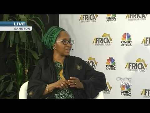 Finance Minister Zainab Ahmed talks on financing infrastructure to boost Nigeria's economic growth
