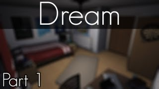 Dream Gameplay | Part 1 - Lucid Dreaming Based Exploration Game (Steam Early Access)