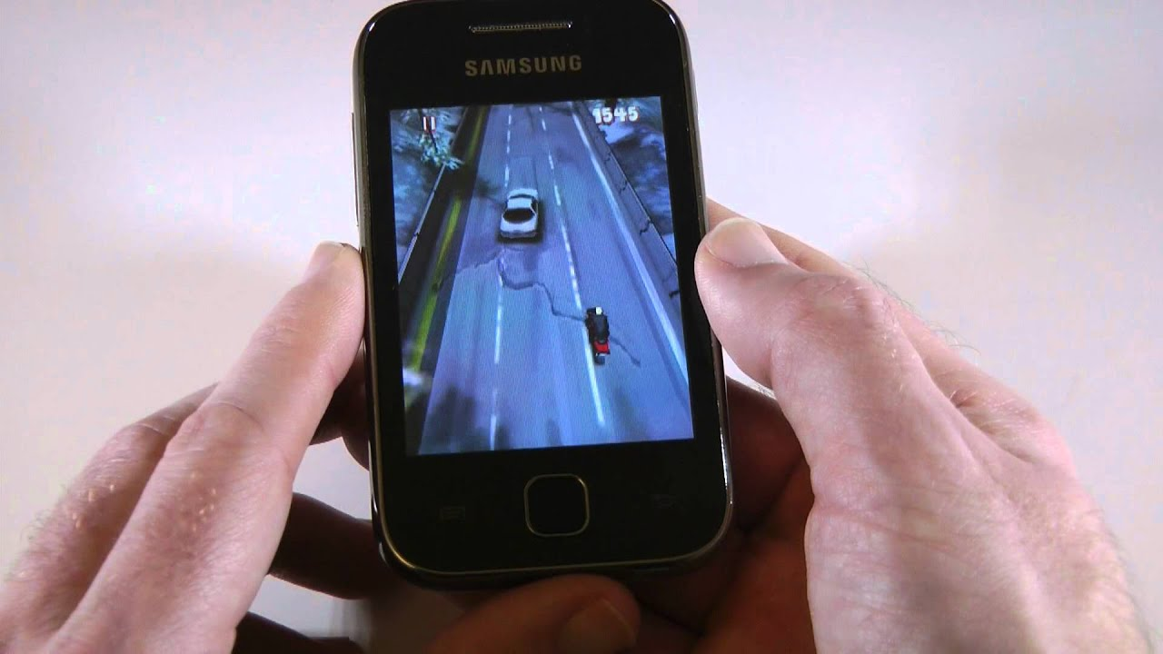 Samsung Galaxy Y Mobile Phone Review