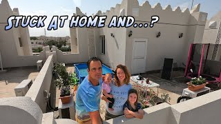 Expat Family Isolating at Home due COVID-19 in Qatar | This is How We Do It!