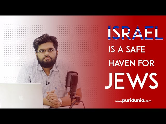 Israel is a Safe Haven for Jews