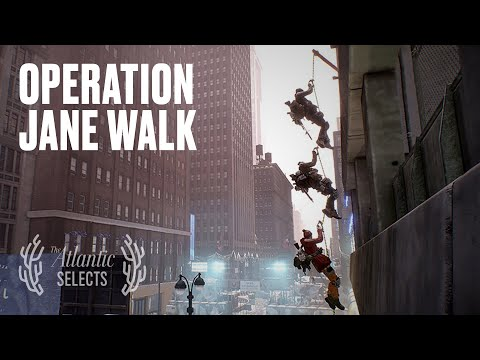 A Post-Apocalyptic Tour of New York in a Multiplayer Shooter Game