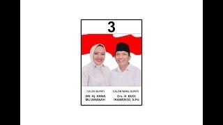 Haddad Alwi   Yalal Watan LIVE Kampanye & Shalawat Akbar Bu Anna Mas Wawan