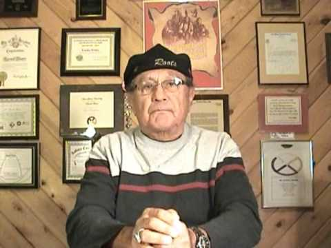 Russell Means Comments on Obama's Nobel Peace Prize