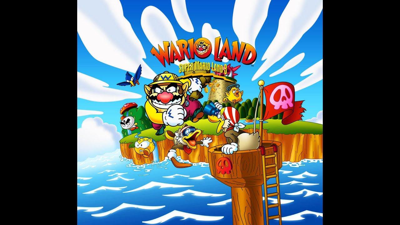 download super mario land 3 rom