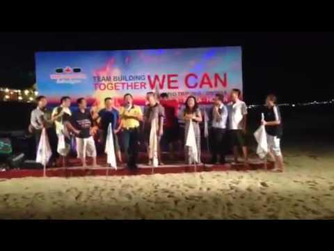 MC Trần Lê Đức Hiếu - Gala Và Lửa Trại Tenamyd Canada