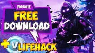 🔥 How to download Fortnite on PC 👑 How to install and play Fortnite in 2019