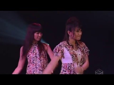 """Perfume - Live in """"BLACK AND BLUE"""" at ZEPP TOKYO"""