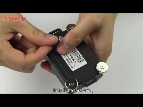 Magnetic GPS Tracker Carscop CCTR-809