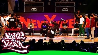 INTERNATIONAL BOTY 2015 - SEMIFINAL #1 - U-TAIPEI (TAIWAN) VS THE FLOORRIORZ (JAPAN)