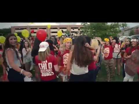 George Mason University Bid Day 2014