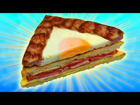 Божественный Сытный Сэндвич.