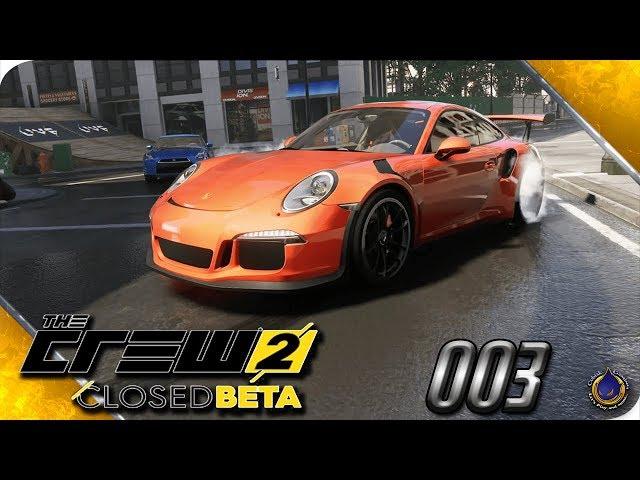 Let's Take A Look @ THE CREW 2 Beta 🏁 [003] Fahrzeug-Vielfalt