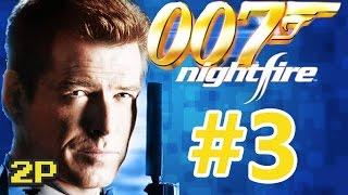 007 Nightfire | Part 3 | Snowmobile | 2 Player Network