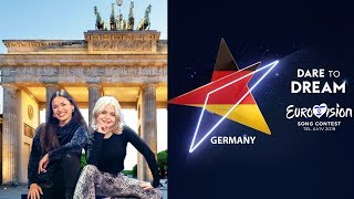 Eurovision Germany 2019 |  S!STERS - 'Sister' 🇩🇪
