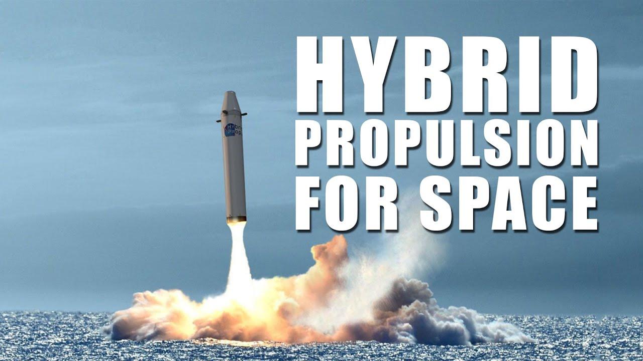 PODCAST -  Hybrid Propulsion for Space - Le développement d'un moteur spatial innovant en France !