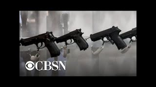Rival gun groups vying to overtake the NRA
