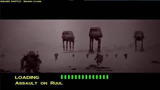 Star Wars: Force Commander (PC): Mission 4: Assault on Ruul - Pt. 1
