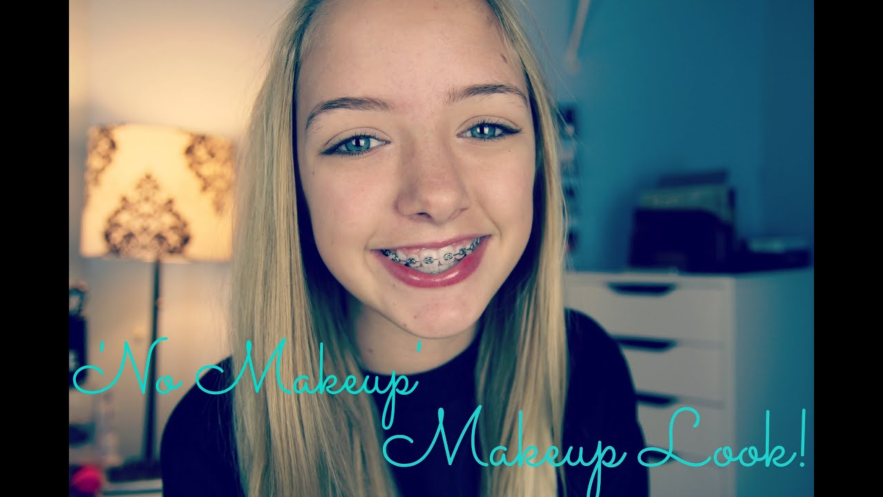 'No Makeup' Makeup Look!