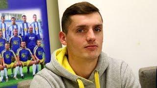 Dominik Dzwonkowski o spotkaniu z Mazurem Gostynin
