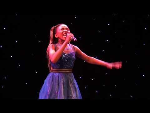 ONE NIGHT ONLY - JENNIFER HUDSON performed by Hazel at TeenStar Southern Area Final