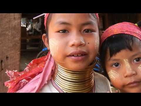 ชมวิถีชีวิตชาวบ้านกระเหรี่ยงคอยาว แม่ฮ่องสอน way of Karen neck long Maehongsorn life