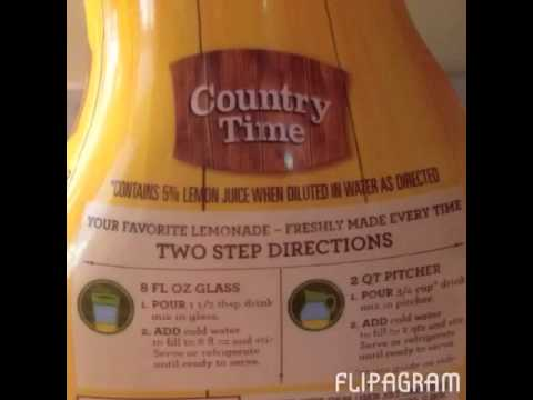 Kool Aid Easy Mix Liquid And Country Time Lemonade Starter Are Now Available At Walmart Youtube