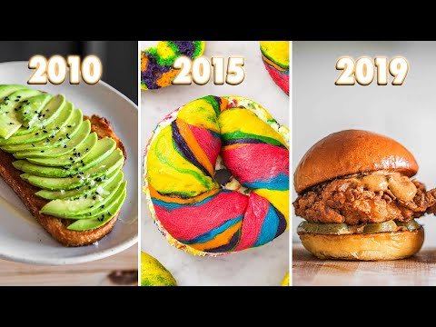 A Decade Of Food