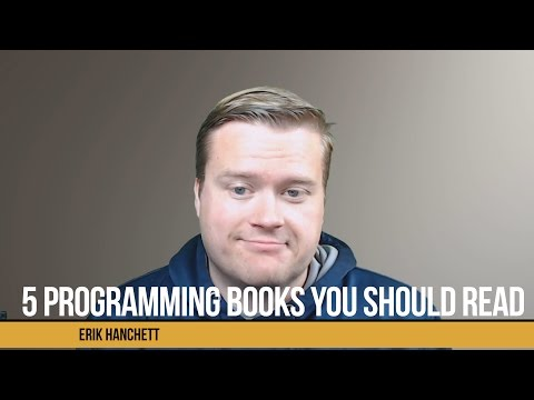 5 Programming Books You Should Read