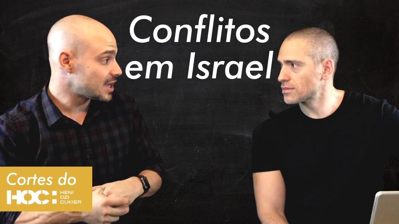 O QUE ESTÁ ACONTECENDO EM ISRAEL | Cortes do HOC