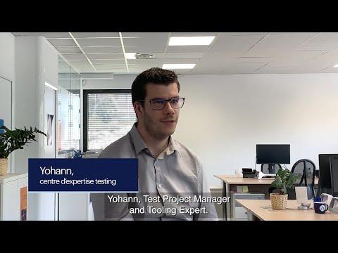 Inside AUSY | Interview Yohann Baron, Test lead et Expert outillage AUSY