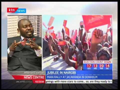 News Center: Jubilee in Nairobi