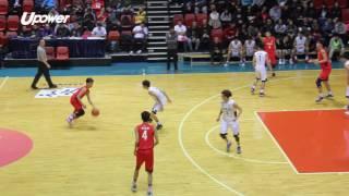 學界精英籃球比賽男子組季軍賽 - 張振興伉儷書院 vs 裘錦