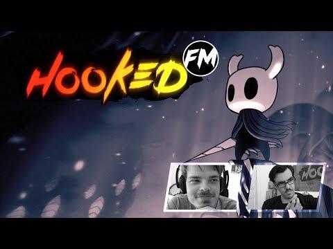 Hooked FM #127 – Hollow Knight, Dreamfall, The Elder Scrolls, Metal Gear Survive, Sicario & mehr!