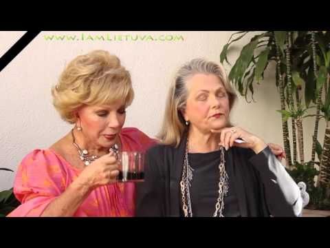 Interview with Ruta Lee and Ann Jillian hollywood, ca www.ia