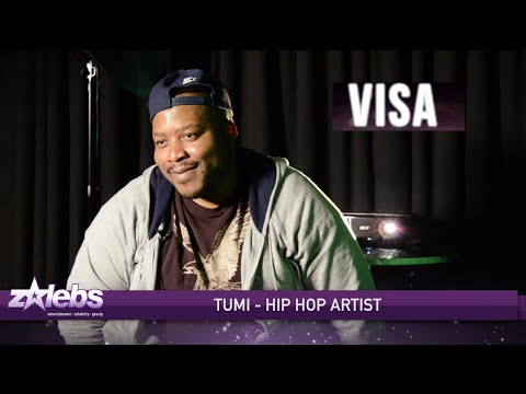Tumi Reveals The Story Behind 'Visa' - ZAlebs Exclusive