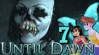 UNTIL DAWN 2 Girls 1 Let's Play Walkthrough Gameplay Part 7: Killer