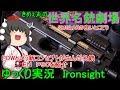 【ゆっくり実況 Ironsight】きめぇ丸の実銃紹介!PDWという新コンセプトが生んだ名銃!P90を紹介!【アイアンサイト】