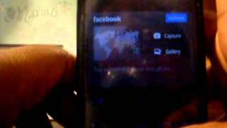 LG Esteem Home Screen/ Widgets