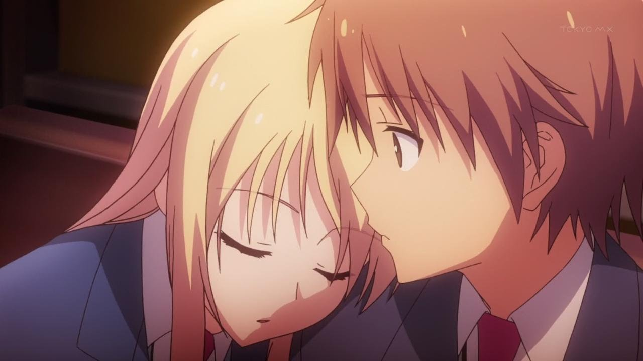 dating japanese high school tv series