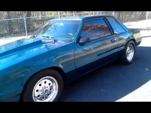 1993 ford mustang coupe supercharged youtube. Black Bedroom Furniture Sets. Home Design Ideas
