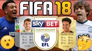 Reacting to the new fifa 18 championship player ratings! do you agree with them?!