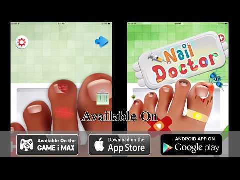 Nail Doctor - doctor game, nail treatment, surgery games by Gameimax