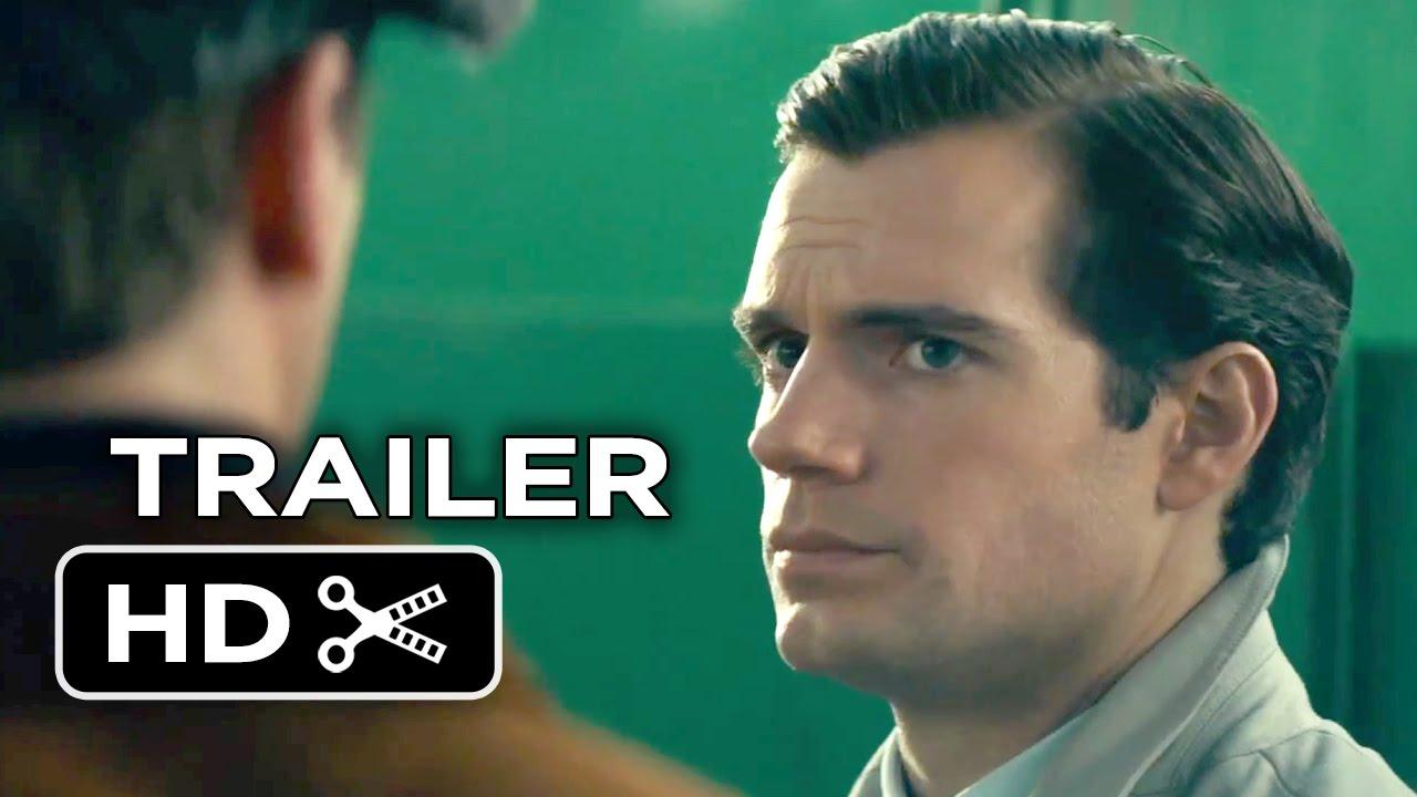 画像: The Man From U.N.C.L.E. Official Trailer #2 (2015) – Henry Cavill, Armie Hammer Spy Movie HD youtu.be