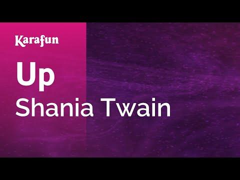 Karaoke Up - Shania Twain *