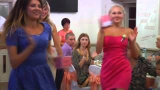 Прикольное супер - поздравление на свадьбу