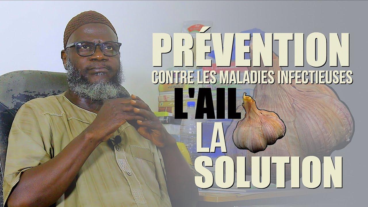 Download Prévention contre les maladies infectieuses : L'ail, la solution.